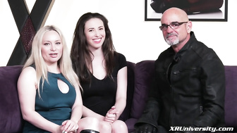 XRU Show: Female Edging with Casey Calvert