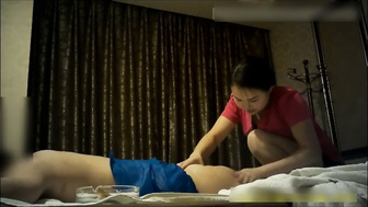Chinese massage with happy ending
