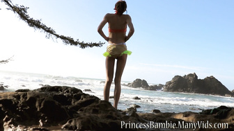 Princess Bambie - Mermaid Voyeur