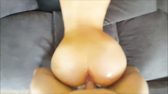 POV Reverse Cowgirl Compilation