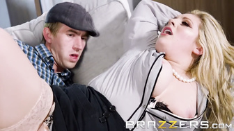 Thick Mother In Law Fucks Her Son In Law - Brazzers
