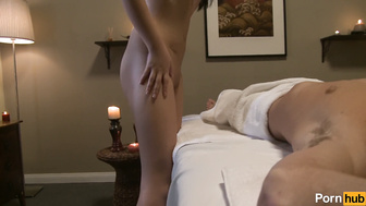 Asian massage therapy - Scene 1