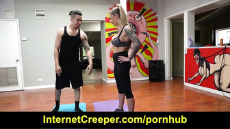 Internet Creeper - Personal Trainer/Whore - Karma Rx