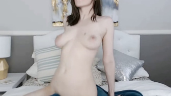 Natalia Gray Pillow Grinding